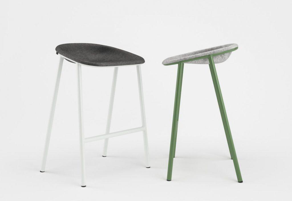 De Vorm LJ 4 – stool