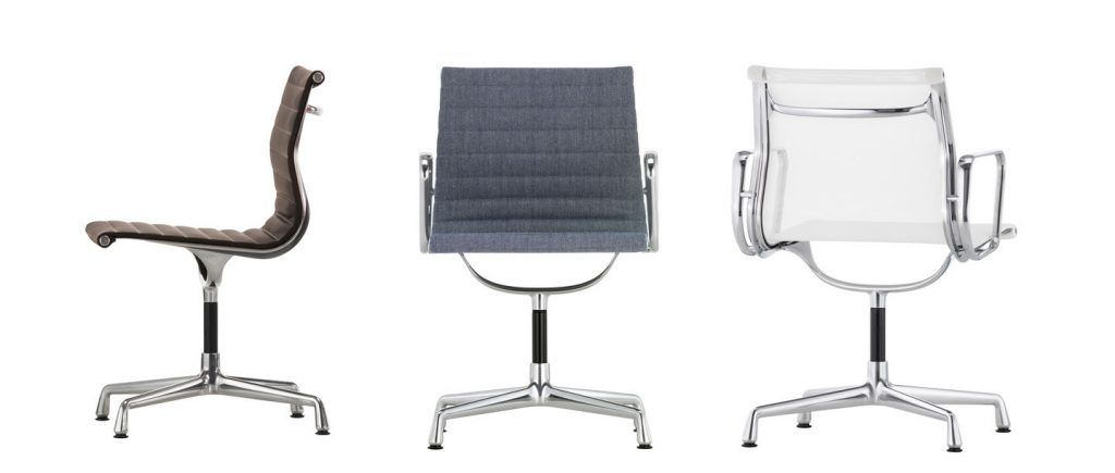 Vitra Eames Aluminium Chairs EA Serie