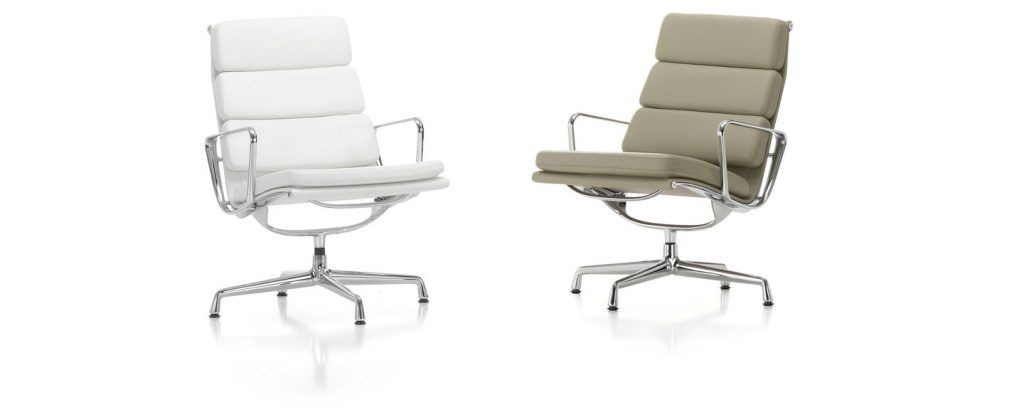 Vitra Eames Soft Pad Chairs