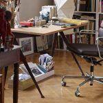 Vitra Soft Pad chair